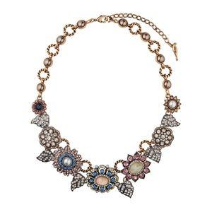 Bon Chic Statement Collar Necklace